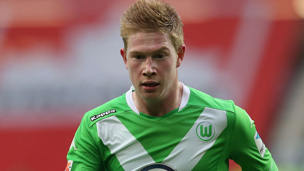 best sneakers 1ff9f 3f90b Don't Sell De Bruyne: A Plea to Wolfsburg » Prime Sports Net