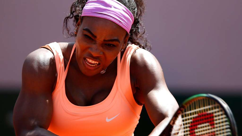 Serena Williams, Paris, WTA, Tennis, French Open, Roland Garros
