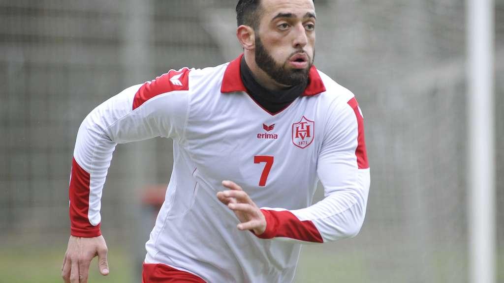 Semir Hot, der zum Mitabsteiger Ayyildiz wechselt, verabschiedete sich mit drei Treffern aus Hasten.