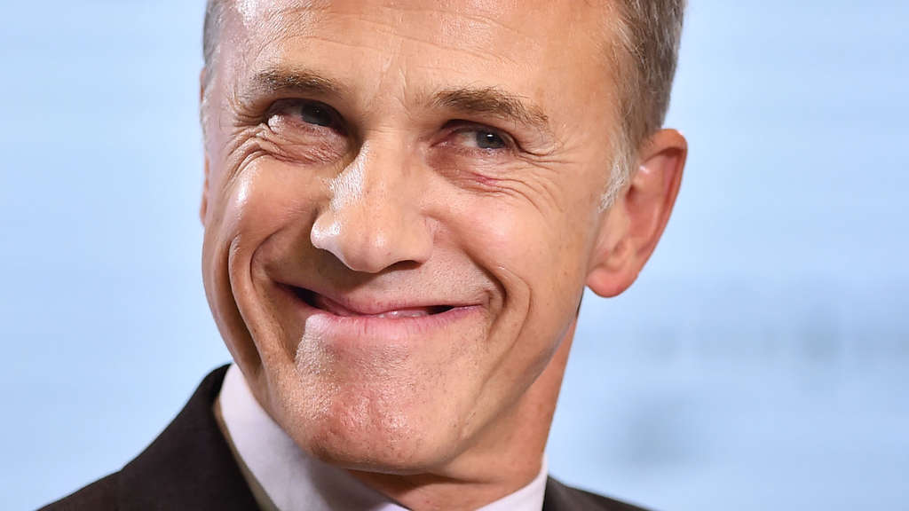 Christoph Waltz James Bond Spectre