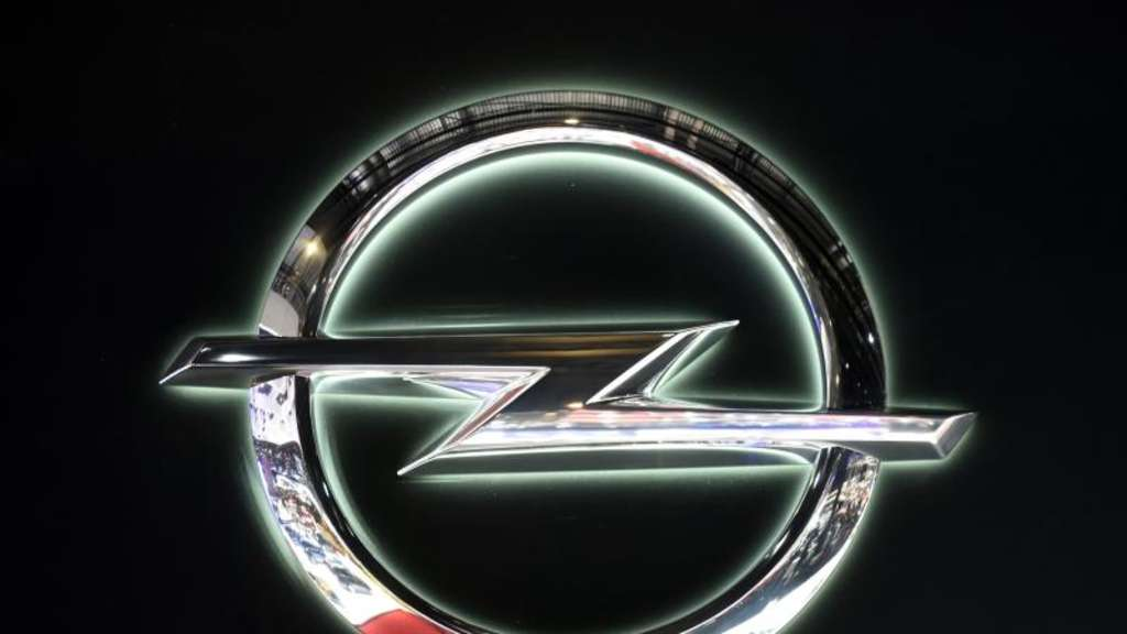 Opel-Logo. Foto: Uli Deck/Illustration