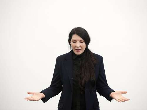 Performance-Star Abramovic will 100 werden
