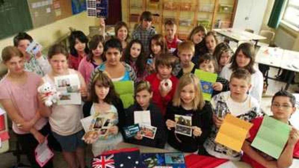 Brieffreunde australien