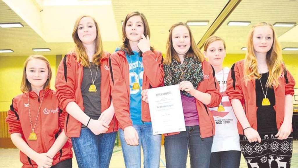 Turnverein Hochneukirch tvw ist zweimal rheinischer meister 2013 hückeswagen