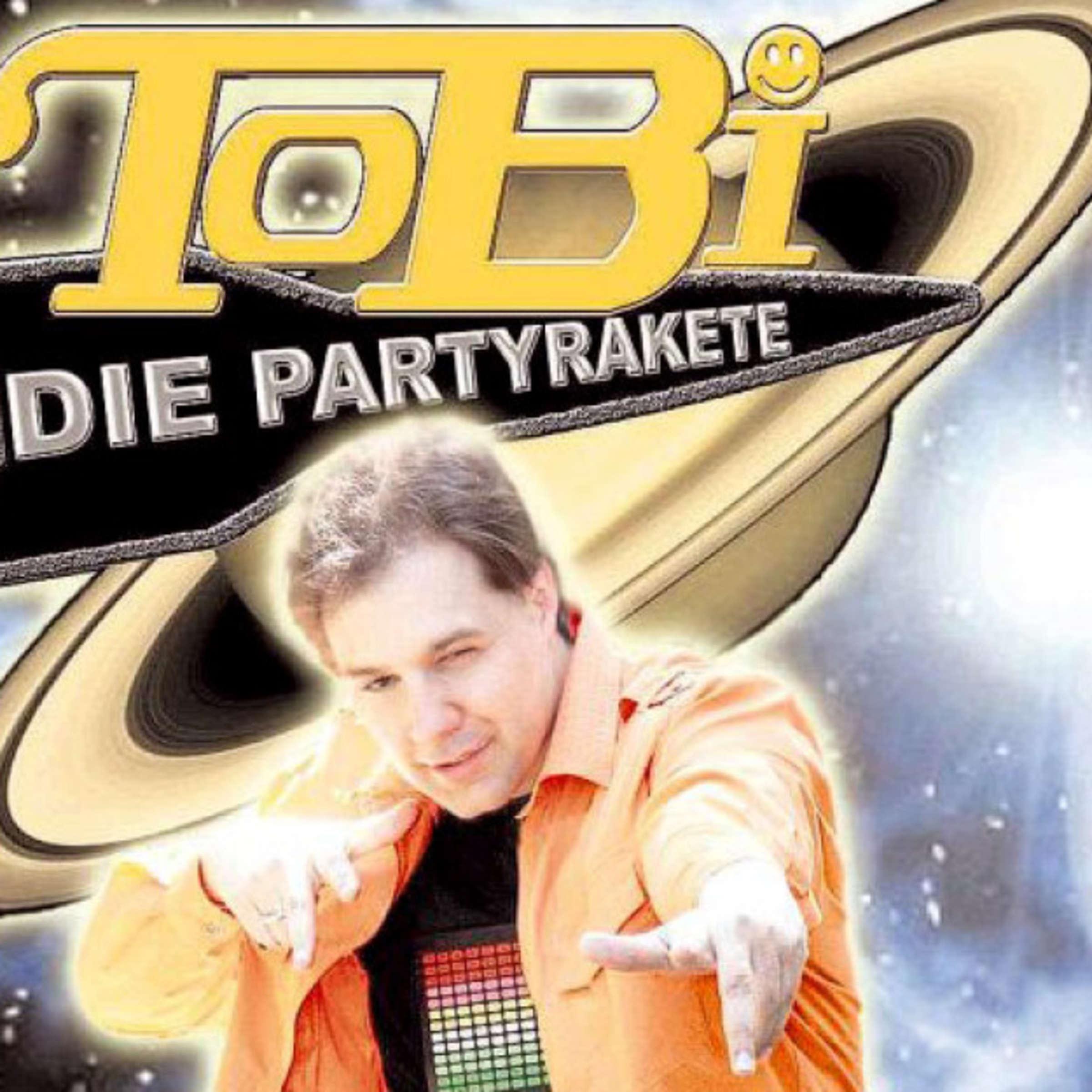 """ToBi die Partyrakete"""" hat inzwischen drei Alben veröffentlicht ..."""