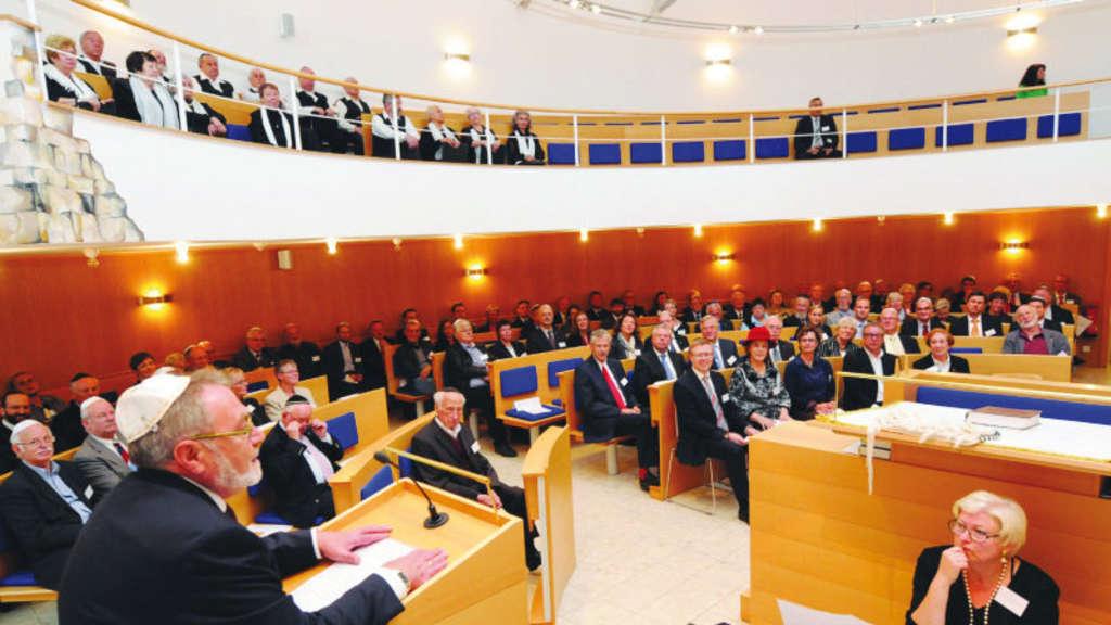 Begrüßung des jüdischen neuen Jahres in Barmen | Rhein Wupper