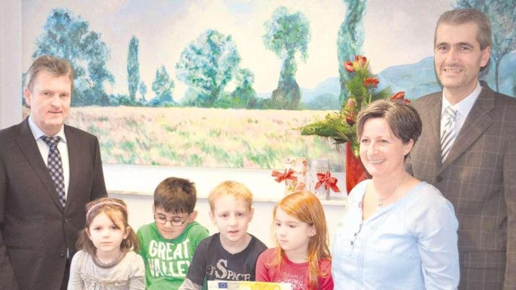 Weihnachtsgeschenke für Kindergärten | Radevormwald