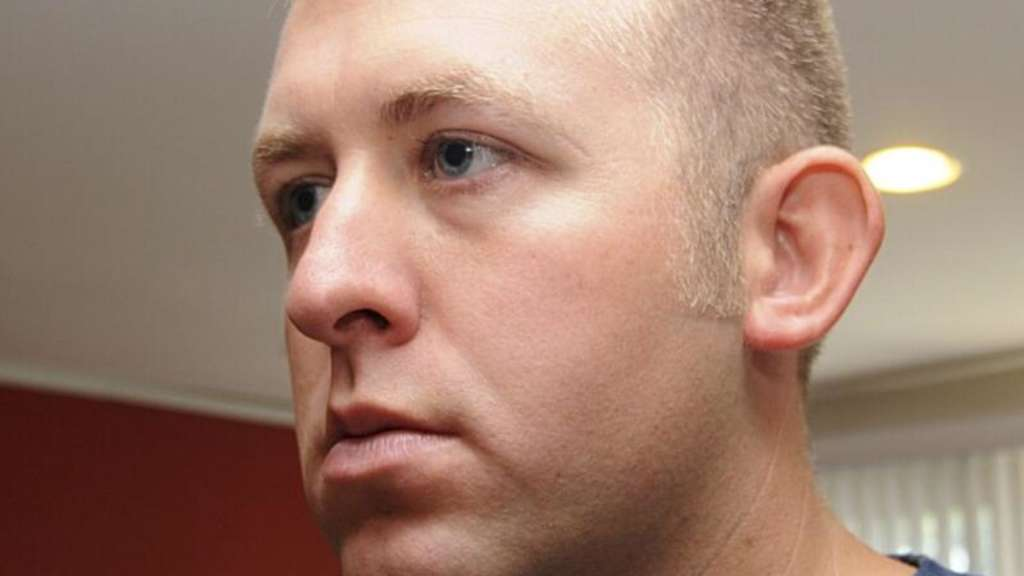 Darren Wilson gibt den Polizeidienst auf. Foto: St. Louis County Procecutors Office