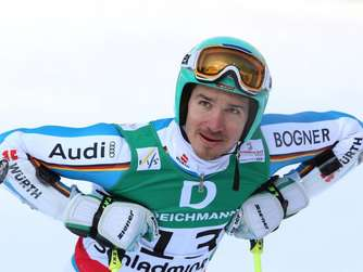 Felix Neureuther ist in Beaver Creek auch im Riesenslalom am Start. Foto: Karl-Josef Hildenbrand