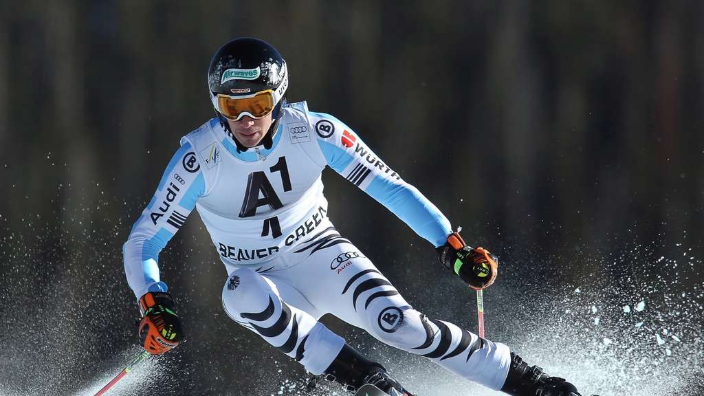 Felix Neureuther Ski Slalom