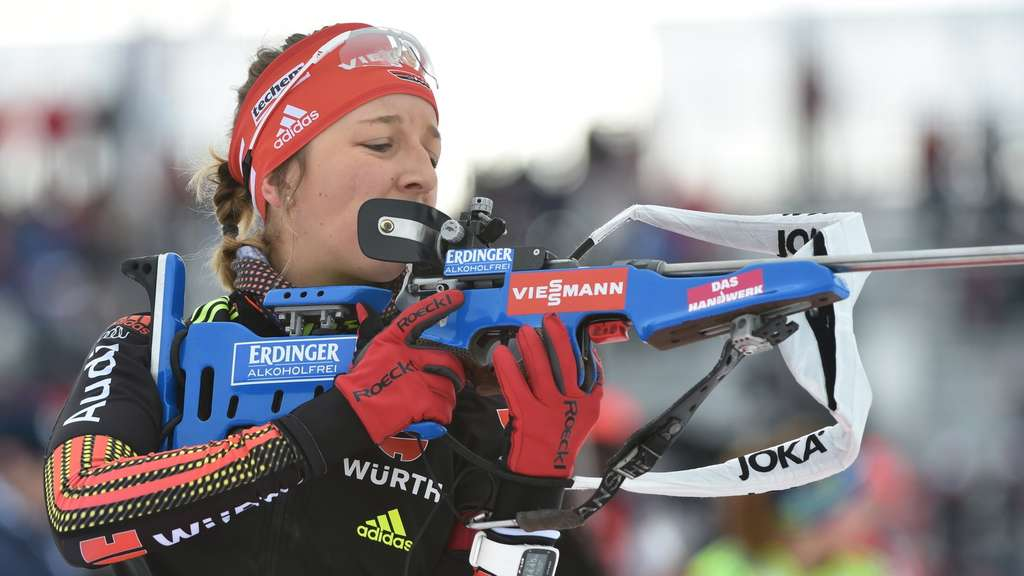 Biathlon-WM in Oslo