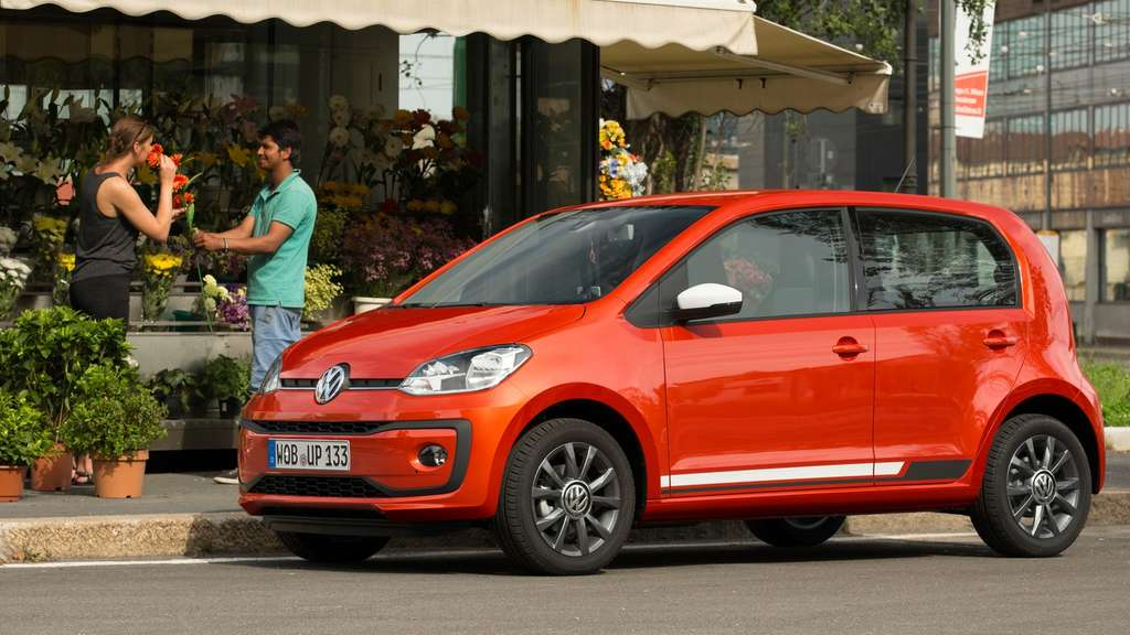 VW Up Modell 2016