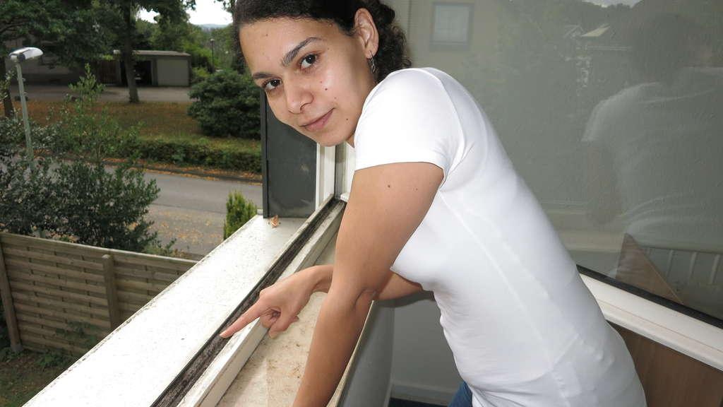 Familie rgert sich ber m ngel radevormwald - Fensterrahmen putzen ...