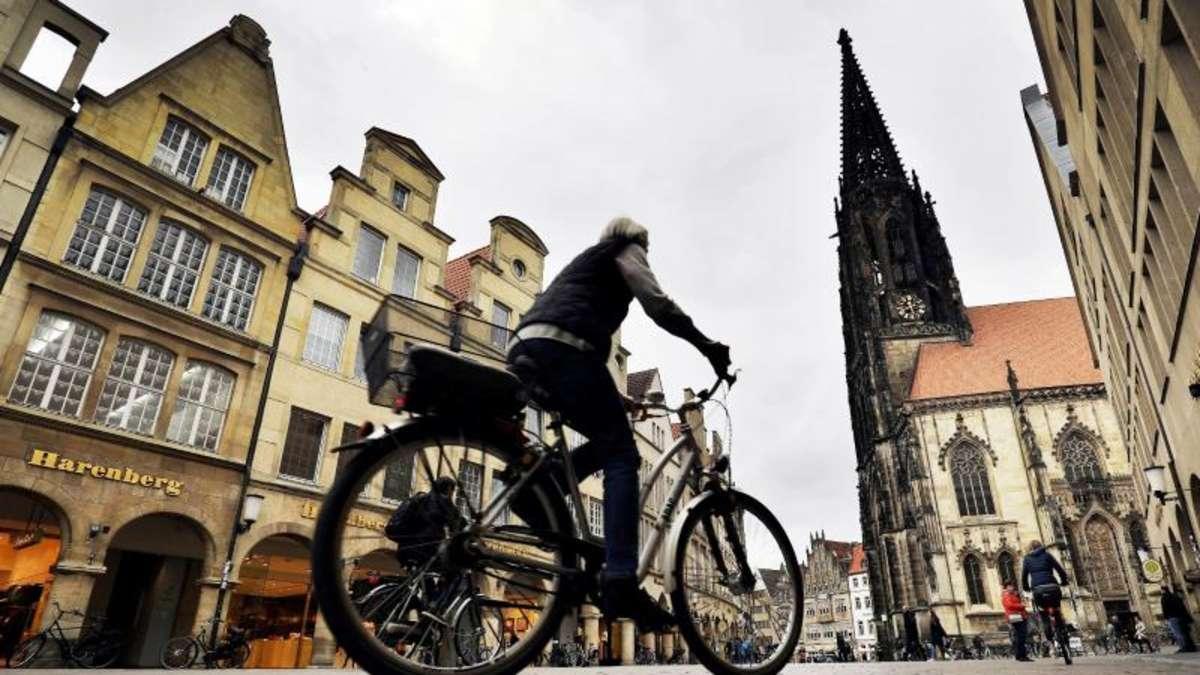 Fahrradfreundlichste Stadt Deutschlands