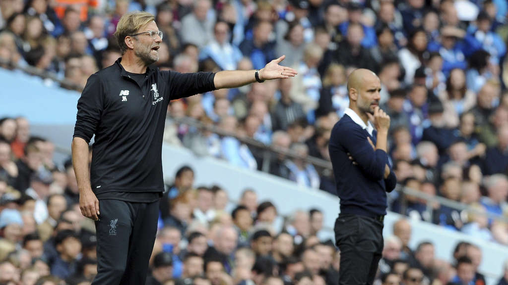 Premier League: Manchester City schlägt FC Liverpool mit 5:0