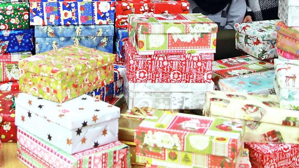 Friedenskirche bittet um Spenden für Weihnachten im Schuhkarton ...