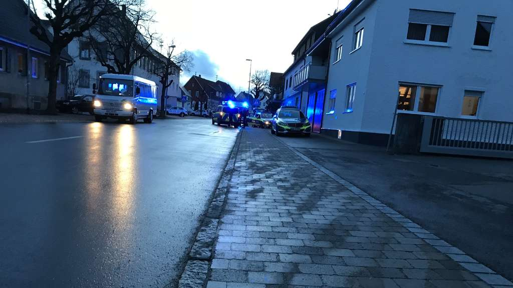 Frau in Winterlingen getötet