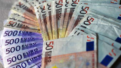 Sehen Sie Dieses Detail Auf 5 Euro Schein Kriegen Sie 700 Euro Geld