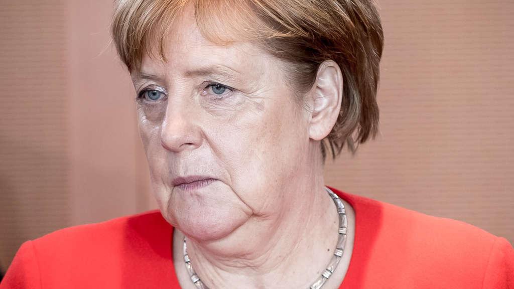 Rücktritt Angela Merkel