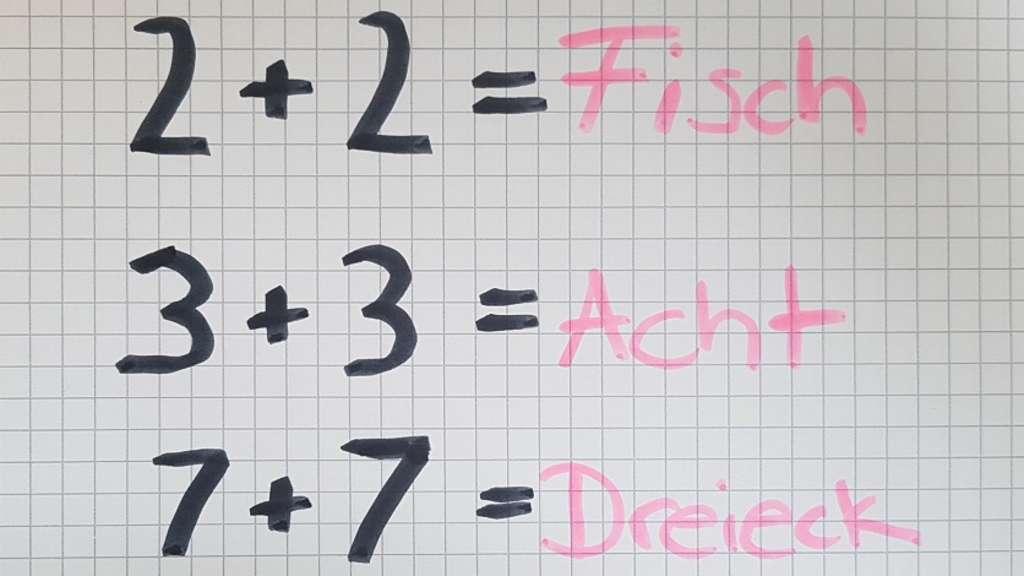 Rätsel Mathematik