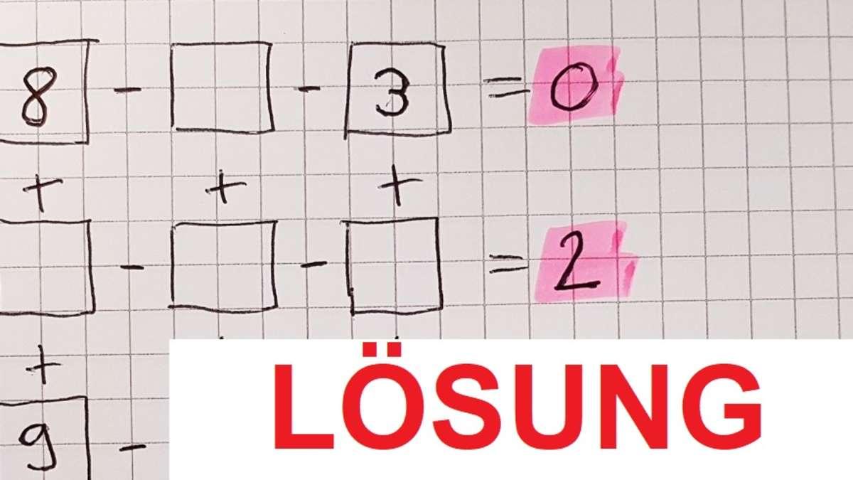 Rätsel Zum Lösen