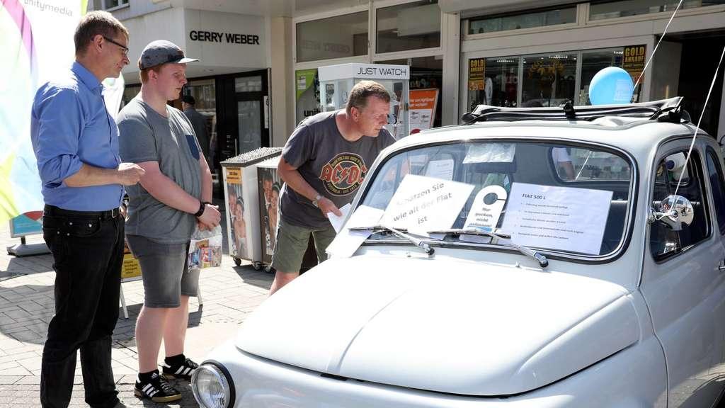 Autohändler Sind Mit 17 Motorshow Zufrieden Remscheid