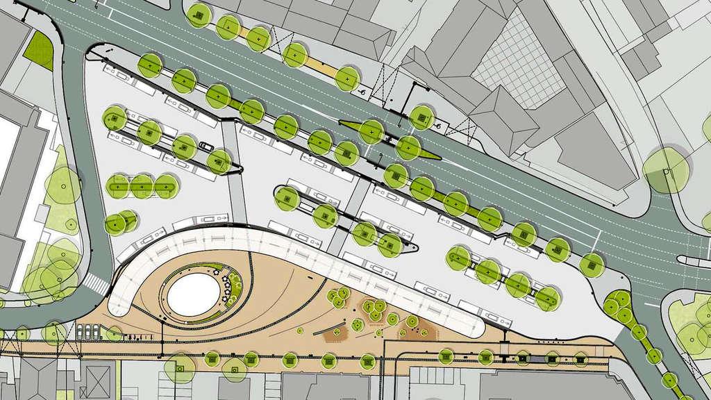 Stellen Stadtplaner