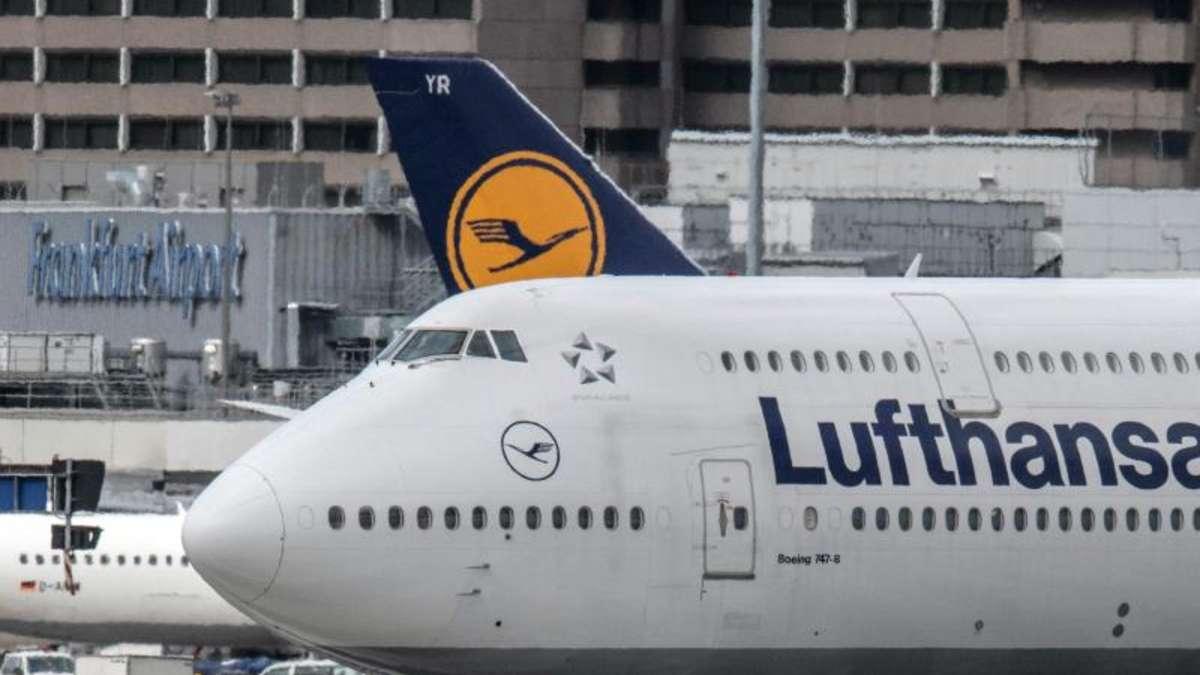 Lufthansa Holt Urlauber Zurück