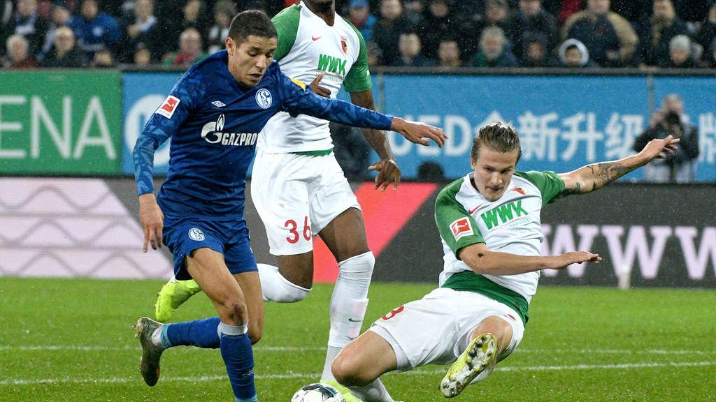 Schalke Augsburg Live