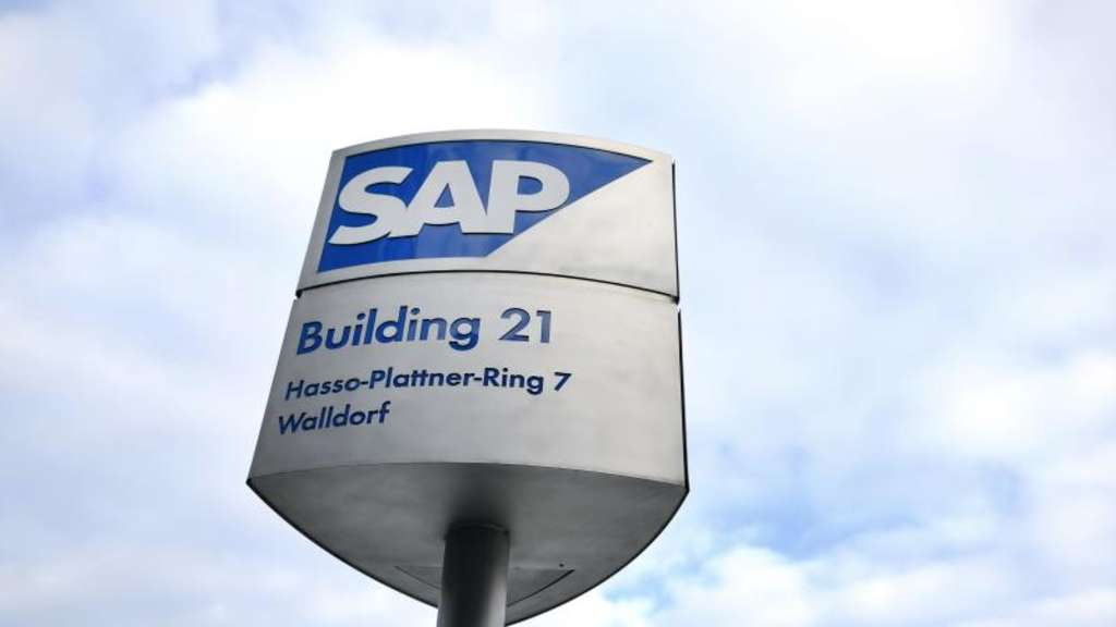 Softwarekonzern SAP