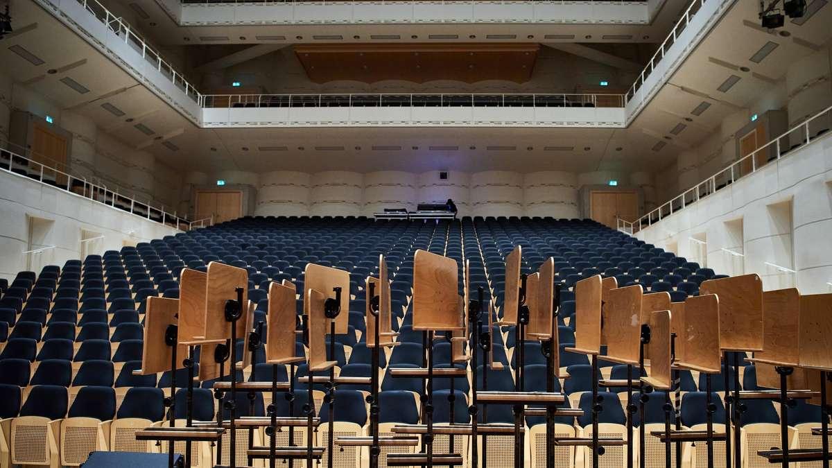 Konzerthaus Dortmund Corona
