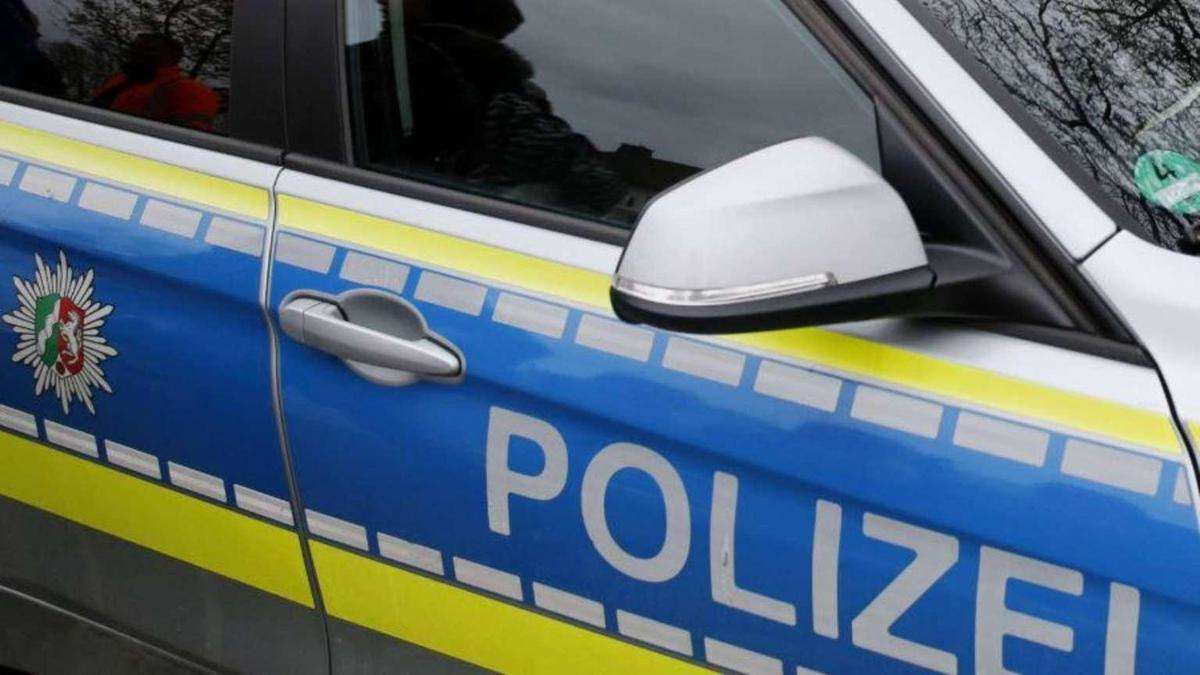 Remscheid Nachrichten Polizei